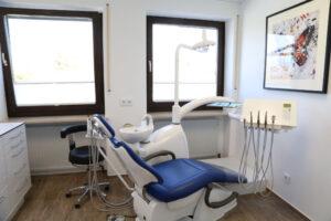 Behandlungszimmer, Zahnärzte Neuötting